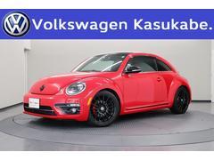 VW ザ・ビートルデザイン 社外ナビ ETC ワンオーナー 認定中古車