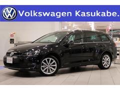 VW ゴルフヴァリアントTSIハイライン 純正ナビ ETC ワンオーナー 認定中古車