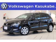 VW ポロTSIハイライン 純正ナビ リアカメラ ETC 認定中古車