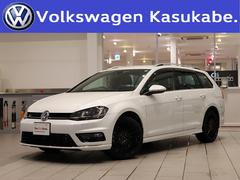 VW ゴルフヴァリアントRライン 社外AW レーンアシスト 衝突軽減 認定中古車