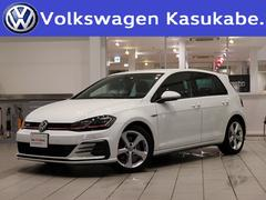VW ゴルフGTIベースグレード 衝突軽減 クルコン 1オーナー 認定中古車