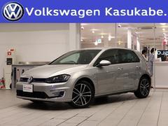 VW ゴルフGTEベースグレード 純正ナビ HV Bカメラ ETC 認定中古車