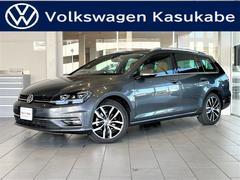 VW ゴルフヴァリアントディナウディオエディション 衝突軽減 登録済未使用 認定中古