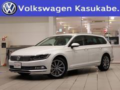 VW パサートヴァリアントTDIハイライン ディーゼル 登録済未使用 LED 認定中古