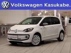 VW アップ!ホワイト アップ! 限定車 クルコン ETC 認定中古車