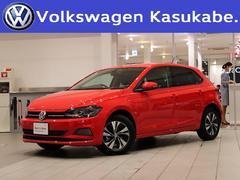 VW ポロTSIコンフォートライン 登録済未使用 Rカメラ 認定中古車