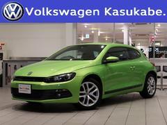 VW シロッコTSI ワンオーナー 社外ナビ ETC 認定中古車