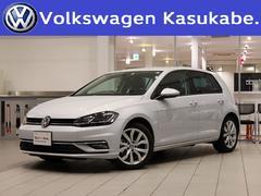 VW ゴルフTSIハイライン 衝突軽減 LED 純正ナビ 認定中古車