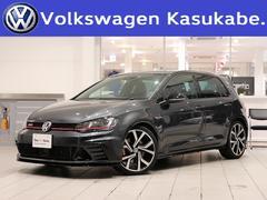 VW ゴルフGTIクラブスポーツ トラックエディション レカロ 認定中古車