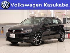 VW ポロGTIベースグレード 純正ナビ リアカメラ LED 認定中古車