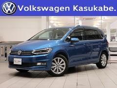 VW ゴルフトゥーランTSI ハイライン 純正ナビ リアカメラ ETC 認定中古車