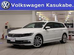VW パサートヴァリアント2.0TSI Rライン 革シート Pアシ ETC 認定中古