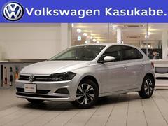 VW ポロTSIコンフォートライン 衝突軽減 バックカメラ 認定中古車