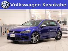 VW ゴルフRベースグレード 黒革シート 衝突軽減 LED 認定中古車
