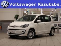 VW アップ!ハイ アップ! 衝突軽減 純CD シートヒーター 認定中古車