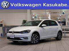 VW ゴルフTSIハイライン テックエディション デモカー 認定中古車
