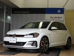 VW ゴルフGTIパフォーマンス 衝突軽減 LED 1オーナー 認定中古車