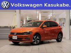 VW ポロTSIコンフォートライン 衝突軽減 Rカメラ 認定中古車