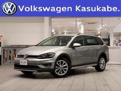 VW ゴルフオールトラックTSI 4モーション 衝突軽減 純ナビ Rカメラ 認定中古車