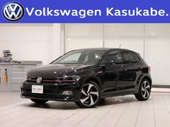 VW ポロGTIベースグレード 衝突軽減 純正ナビ Rカメラ 認定中古車