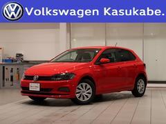 VW ポロTSIトレンドライン 登録済未使用車 衝突軽減  認定中古車