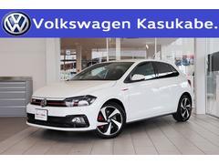 VW ポロGTI登録済未使用車 認定中古車