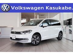 VW ゴルフトゥーランTSI ハイライン テクノロジーパッケージ 認定中古車