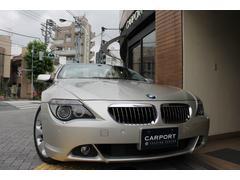 BMW650iカブリオレ ベージュ革 19アルミ HDDナビ