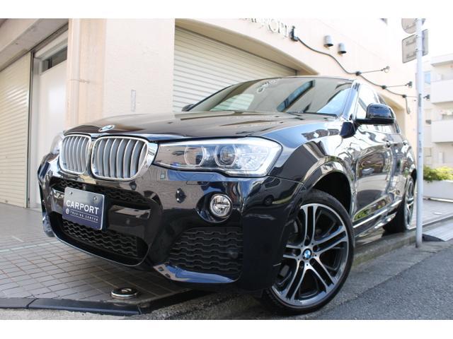 BMW xDrive28i Mスポーツ 白革 20AW 地デジ