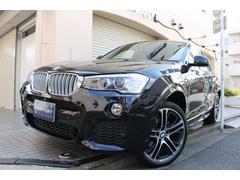 BMW X4xDrive 28i Mスポーツ 新車保証 白革 20AW