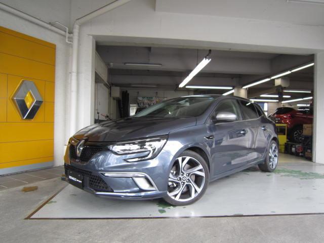 ルノー GT 当店デモカー オプション装備車両