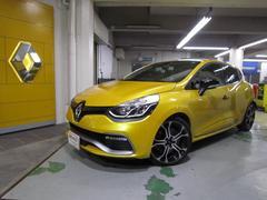 ルノー ルーテシアルノースポール トロフィー ワンオーナー 新車延長保証継承