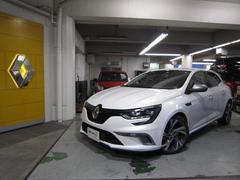 ルノー メガーヌGT 7EDC 当店デモカー ナビ装備 新車保証継承