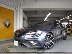 ルノー メガーヌルノー スポール OP装備車両 新車保証継承