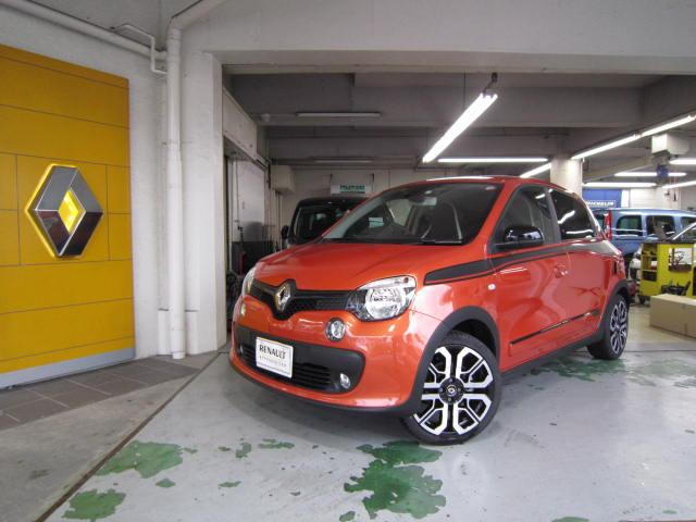 「ルノー」「 トゥインゴ」「コンパクトカー」「東京都」の中古車
