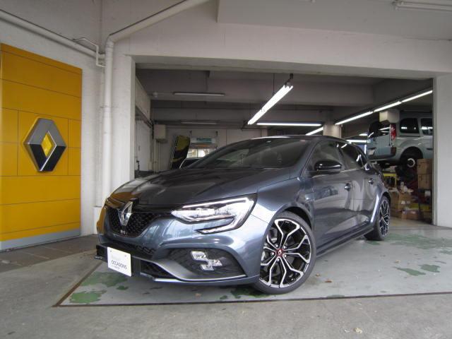 ルノー R.S. 登録済未使用車 オプション装備 新車保証継承
