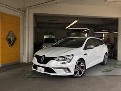 メガーヌスポーツツアラー GT ナビ ETC 装備 新車保証継承