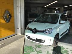 トゥインゴEDC ETC ナビゲーション 記録簿 右ハンドル 新車保証継承