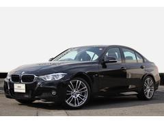BMW320i Mスポーツ 6MT車両 純正19AW クルコン
