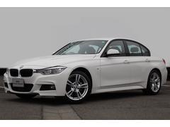 BMW320i Mスポーツ 6MT車両 黒革 LED 純正18AW
