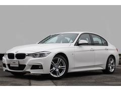 BMW340i Mスポーツ 黒革 ヘッドアップD 純正18AW