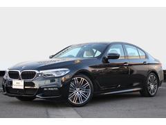 BMW540i Mスポーツ デビューPKGアイボリーホワイトレザー