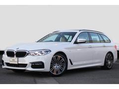 BMW523d Mスポーツ キャンベラベージュレザー パノラマSR