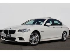 BMW523i Mスポーツパッケージ 4気筒 ガラスSR 18AW