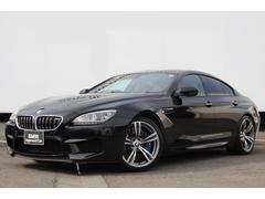 BMW M6グランクーペ サキールオレンジレザー 純正20AW LED