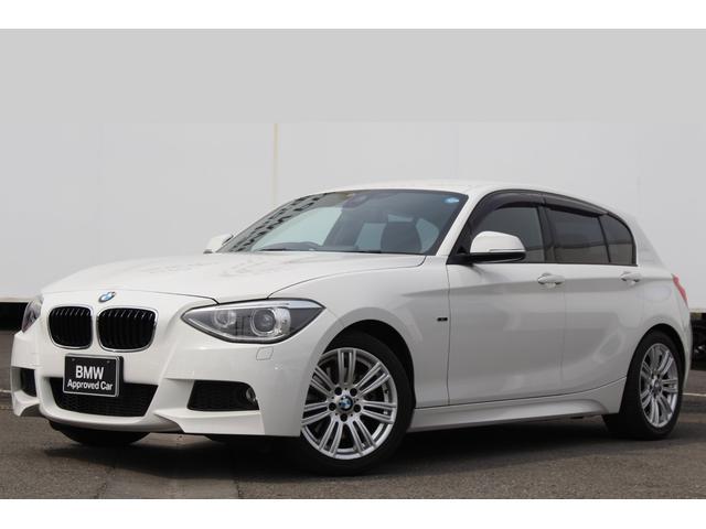 BMW 120i Mスポーツ ワンオーナー パーキングサポートPKG