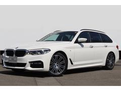 BMW523dツーリング Mスポーツ ワンオーナー 純正19AW