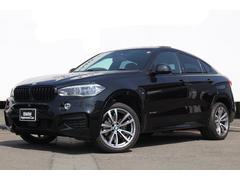 BMW X6xDrive 35i Mスポーツ セレクトPKG 黒革