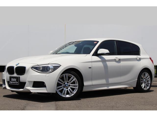 BMW 116i Mスポーツ ワンオーナー ナビ パーキングサポート