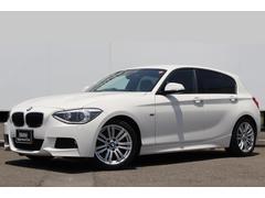 BMW116i Mスポーツ ワンオーナー ナビ パーキングサポート